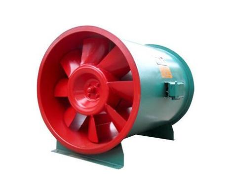 高温消防排烟轴流风机